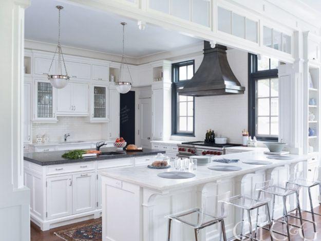 Biała kuchnia – najważniejsze zagadnienia!